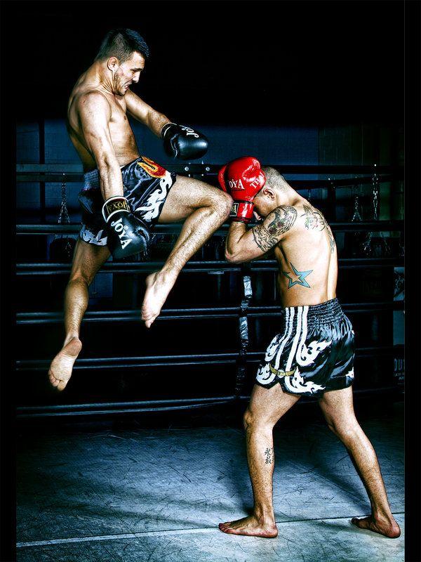 Sự khác biệt của Karate và Muay Thai