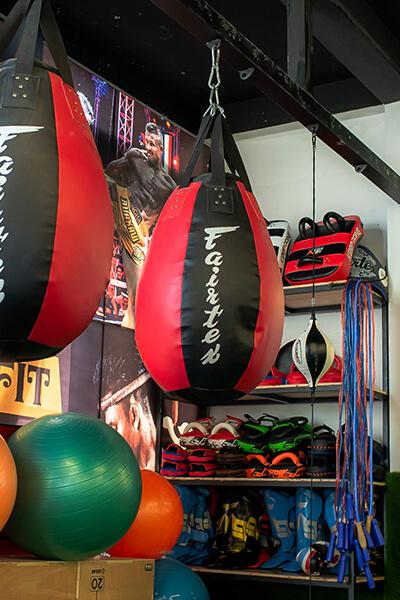 Địa điểm học boxing tại TPHCM