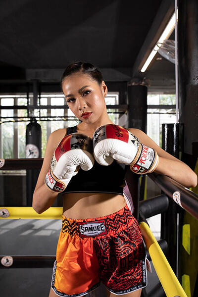 Học boxing nữ ở TPHCM