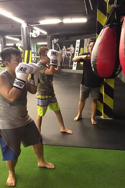 Khóa học boxing cơ bản tại TPHCM