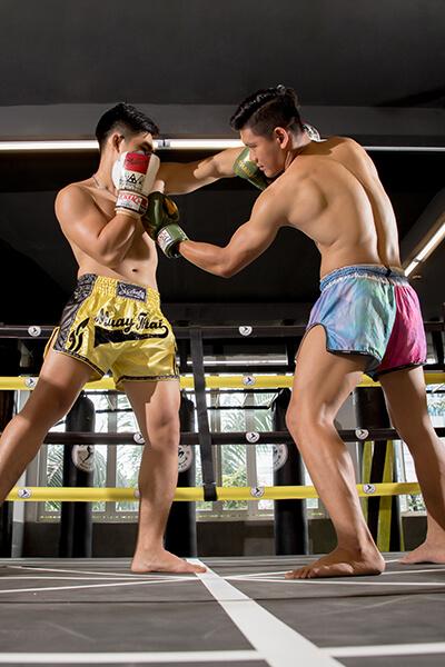 Những điều lý thú về luật Muay Thái IKF