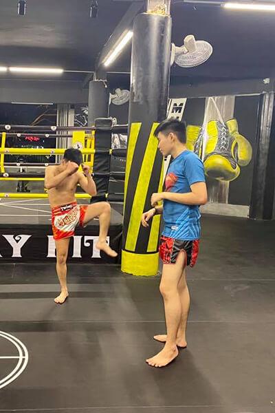 Địa điểm học kick boxing TPHCM