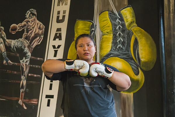 kick boxing nữ,học kick boxing nữ tại tphcm, học kick boxing nữ quận 6