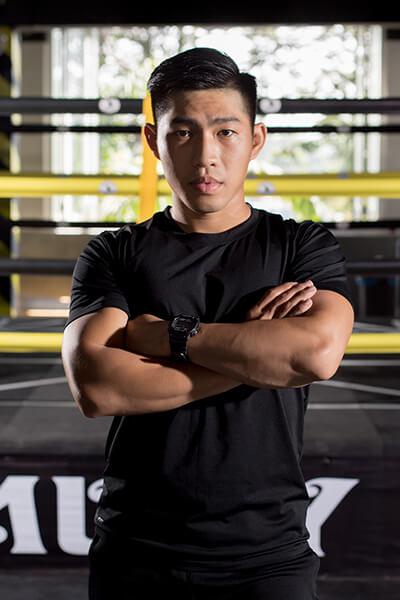 Học kick boxing ở Sài Gòn