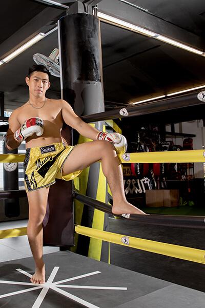 Khóa học kick boxing
