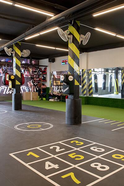 Học kick boxing nữ tại TPHCM