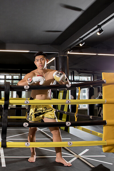 Phòng tập kick boxing tại quận 6