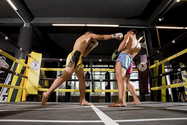 Học kick boxing có giảm cân, giảm mỡ bụng không?