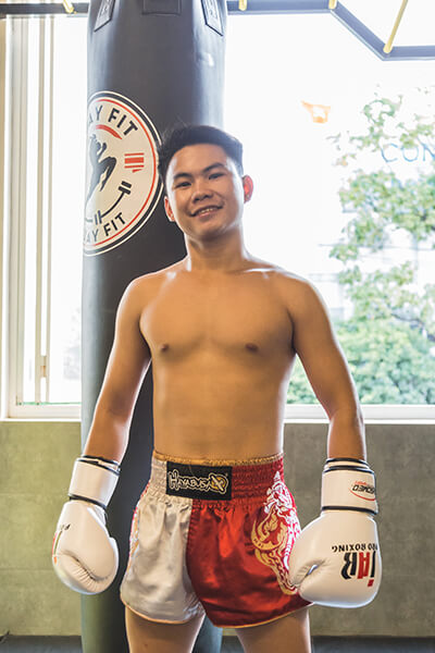 Câu lạc bộ kick boxing TPHCM ở quận 6